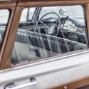 Detail of car interior