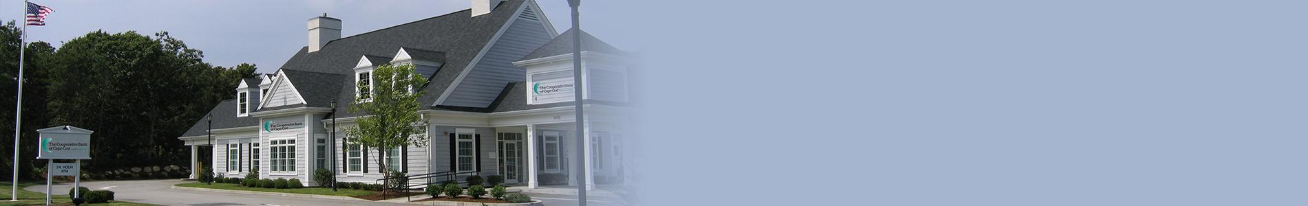 East Harwich Branch bank