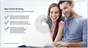 Personal Online Banking FAQs - Cooperative Bank