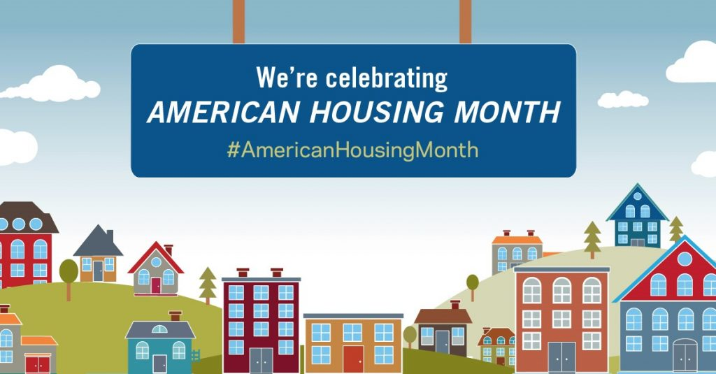 American Housing Month