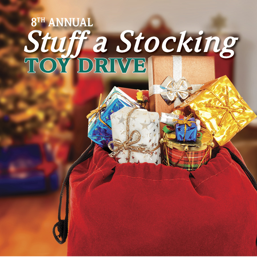 The Coop Stuff a Stocking 2018