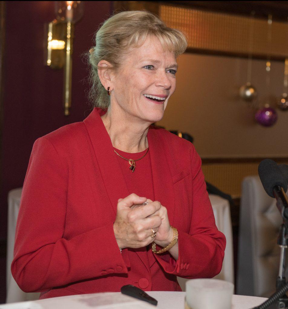Coop CEO Lisa Oliver