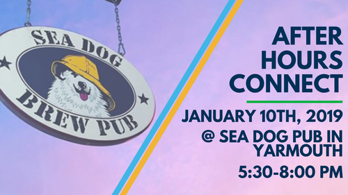 CCYP After Hours Connect, Sea Dog Brew Pub