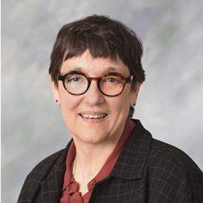 Headshot of Sarah Alger