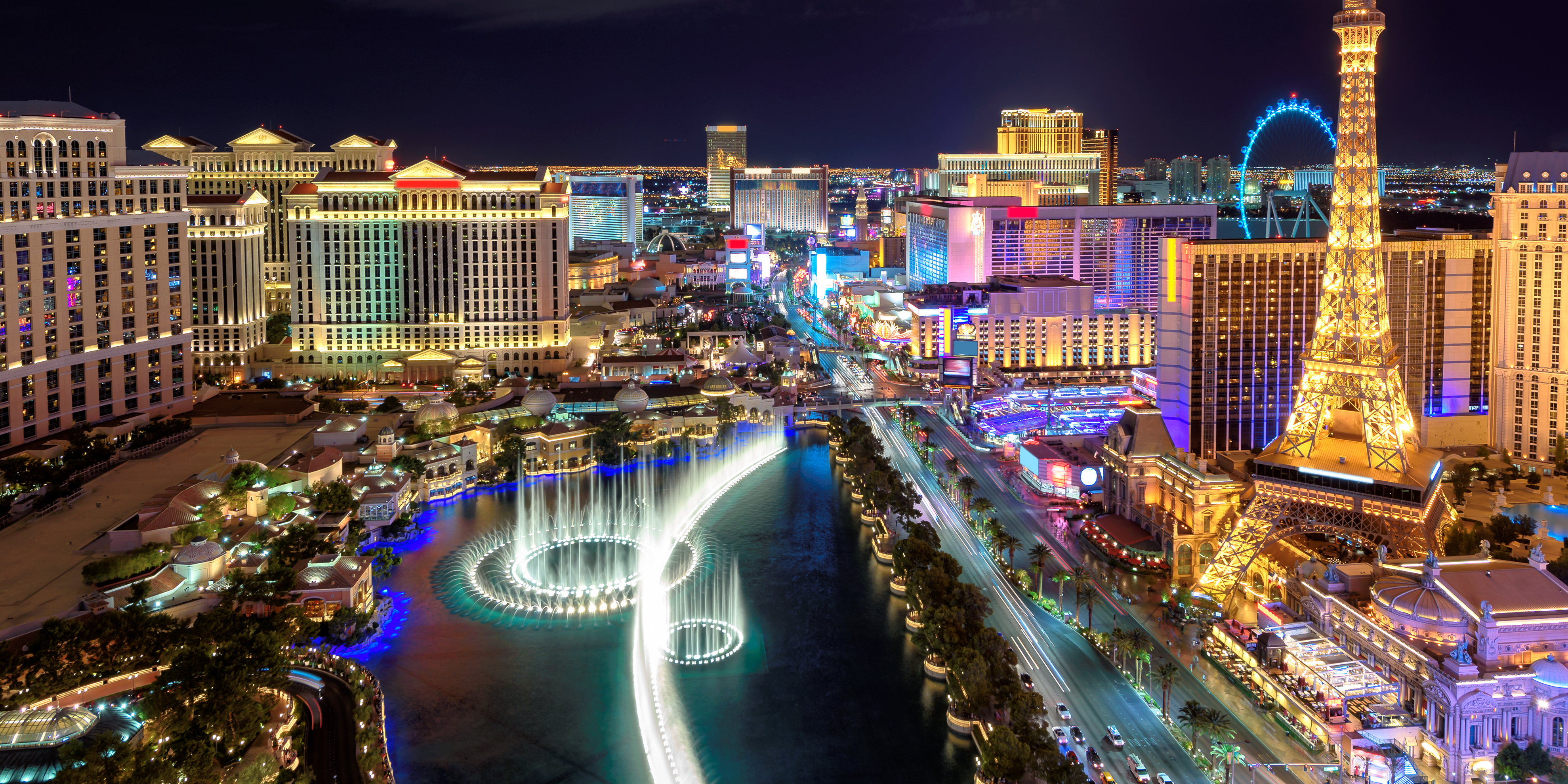 Mastercard Priceless Surprises slider Las Vegas