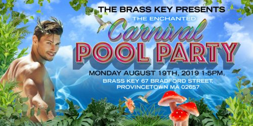 Brass Key Hospitality Carnival Pool Party - Cooperative Bank