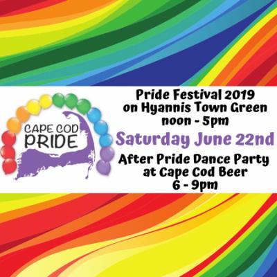 Cape Cod PRIDE Festival