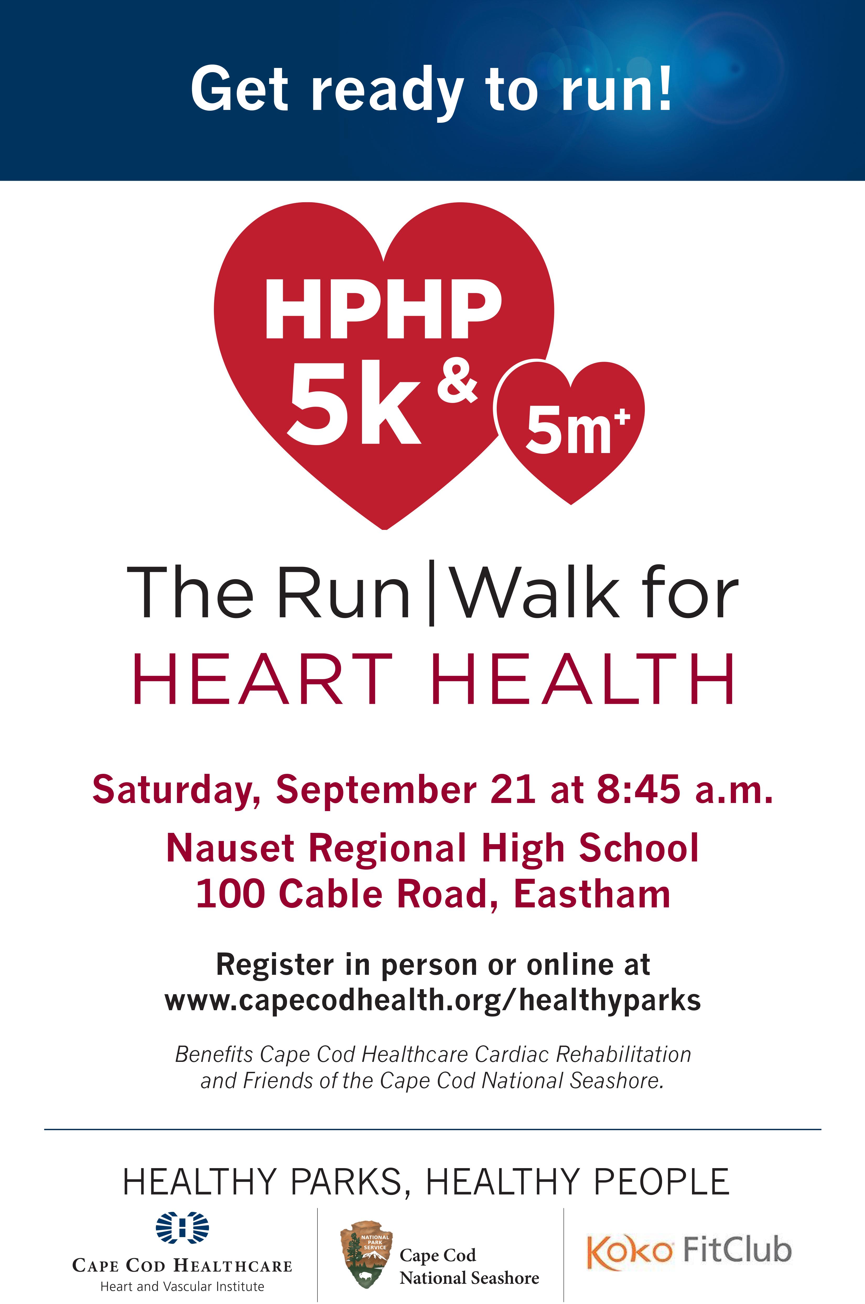 CCHC Run Walk for Heart Health