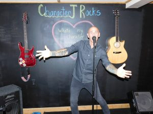 Character J Rocks