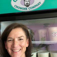 Karen Crosby at Chef Sigmund