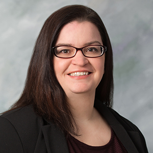 headshot of Nicole Gouthro, Assistant Branch Manager in the West Barnstable Branch