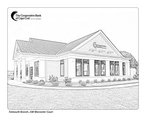Falmouth coloring page