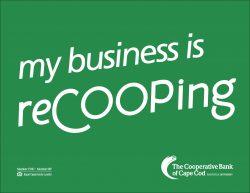 ReCOOP Poster green