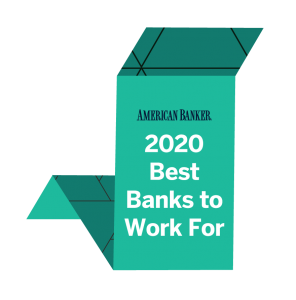 American Banker 2020 Best Banks to Work For