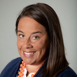 professional headshot of Residential Mortgage Loan Officer, Jennifer Grivers