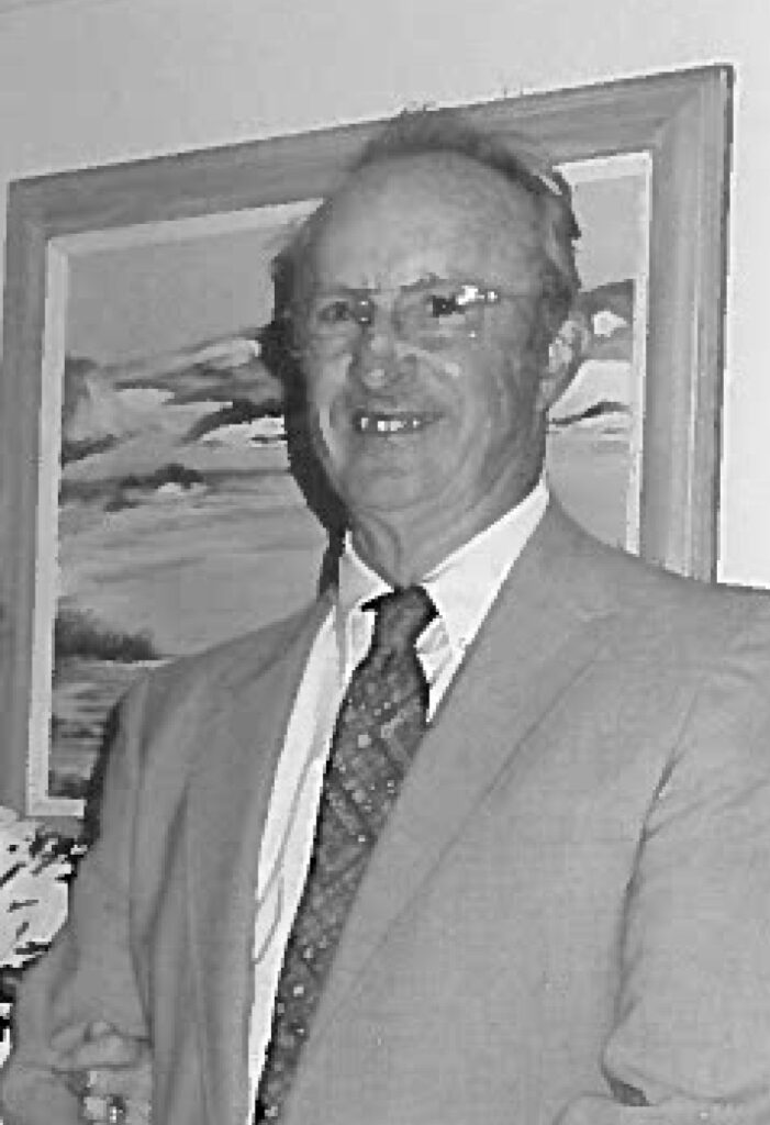 Portrait of Nye Crowell